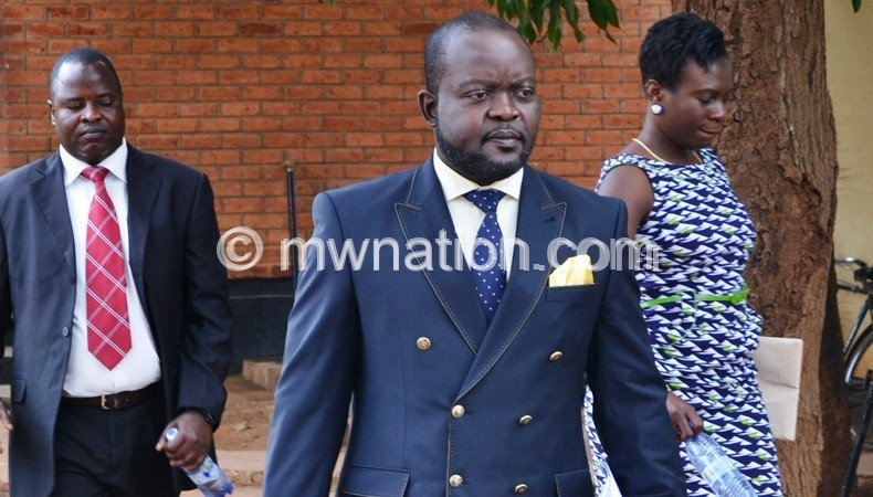 Faced his attackers in court: Mphwiyo