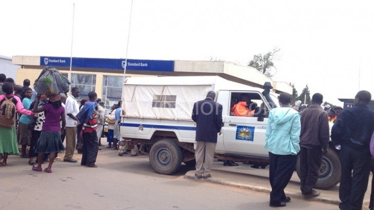 Cop in for Mzuzu bank robbery