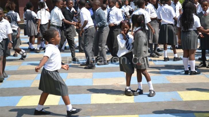 Government aiding private schools to break the law