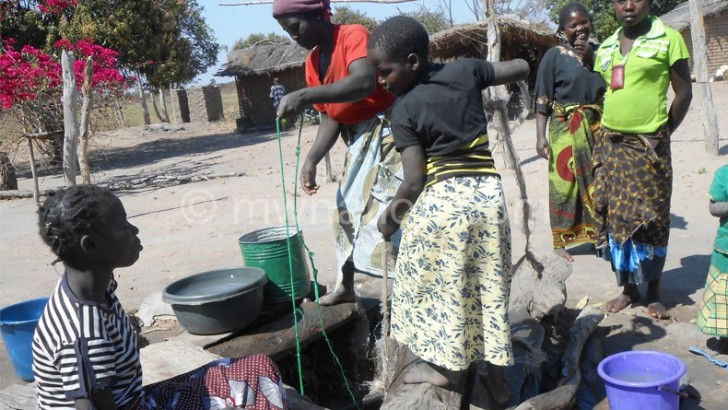 Water crisis putting lives at risk