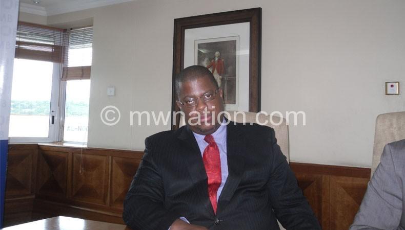 Lucas Kondowe   The Nation Online