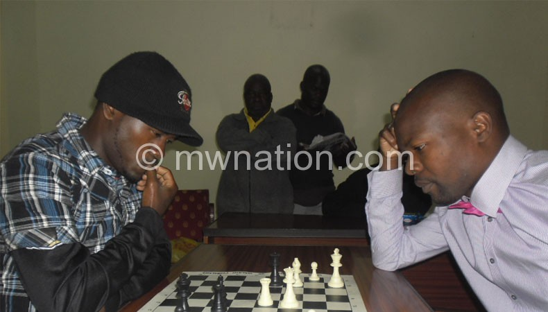The project could have helped improve the chess game in the country