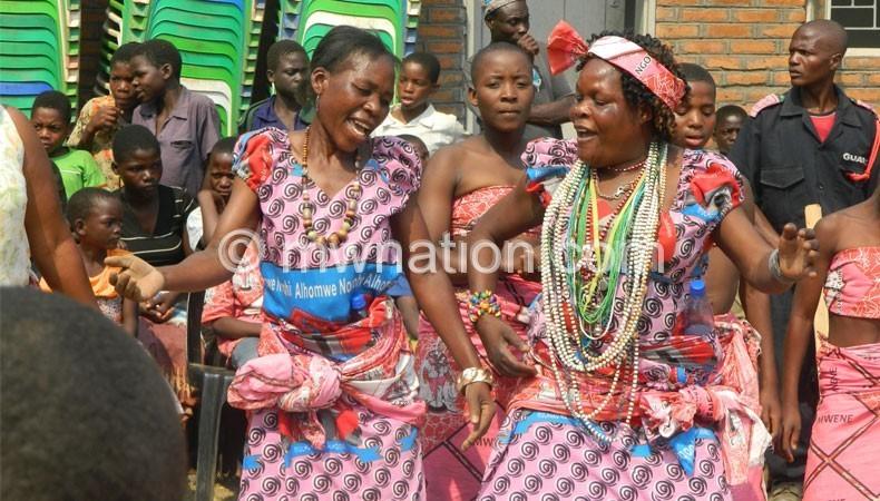 Uniting Lomwes: Mulhakho wa Alhomwe