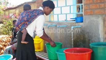Senga Bay water woes over