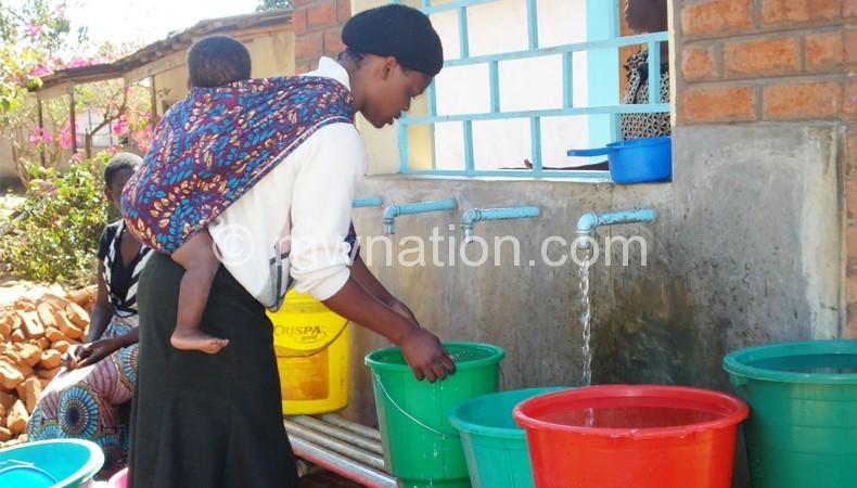 Some kiosk are selling water exorbitant prices