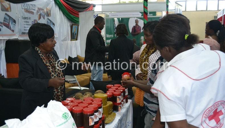 Women are encouraged to be entrepreneurs