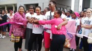 Long walk to fighting breast cancer