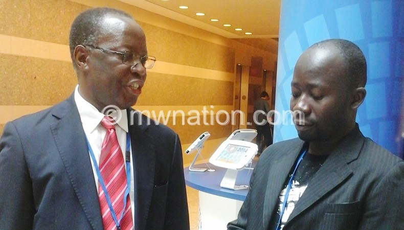 Weakening Malawi kwacha not strange—Chuka