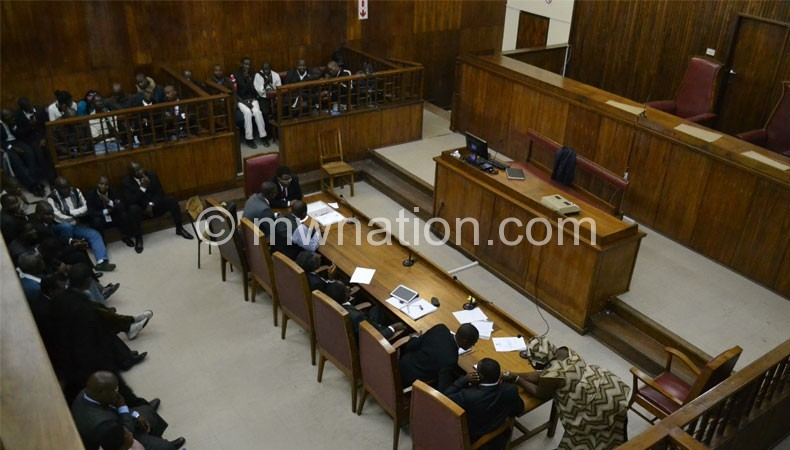 Hearing of cases will drag due to poor funding