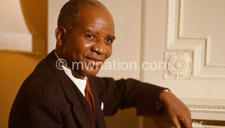 Touted as being visionary: Kamuzu