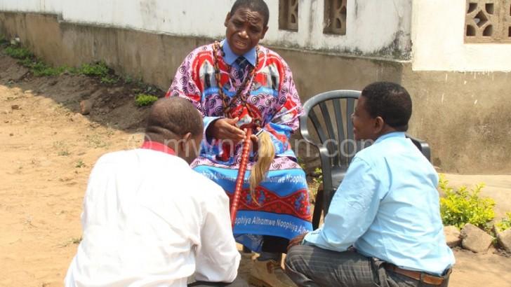 Ngolongoliwa recollects Lhomwes heritage