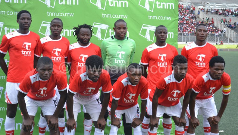 Malawi's CAF flag carriers: Big Bullets