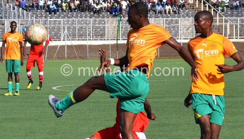 The team missed Makonyola's services
