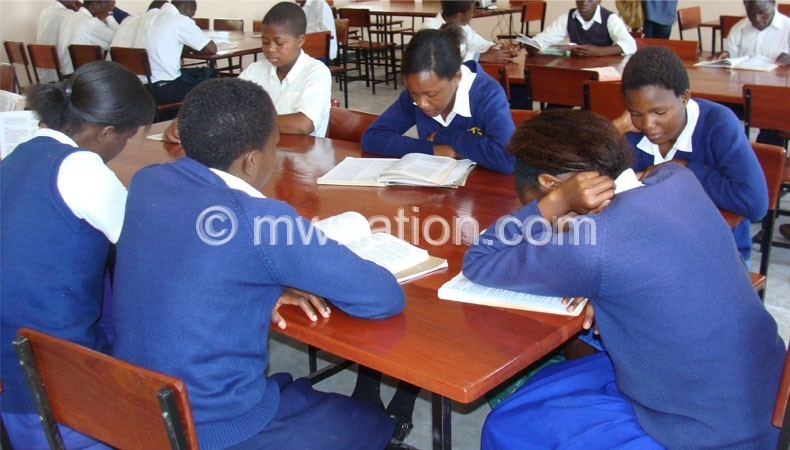 Girls should be encouraged to stay in school