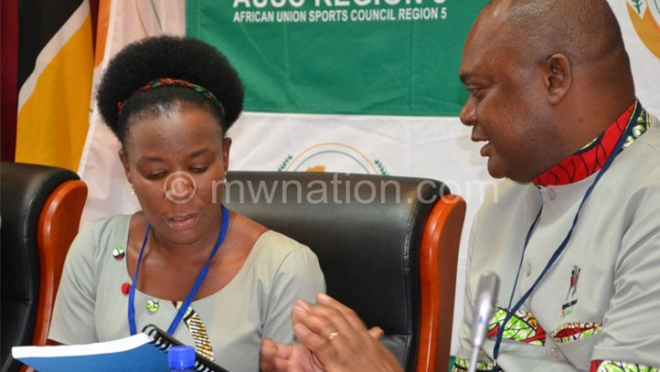 'Sulom handled Lions with kid gloves'-Sports Minister