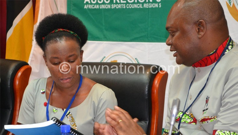 Chiumia (L): government will thoroughly analyse strategies