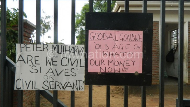 Govt settles Judiciary pay dispute