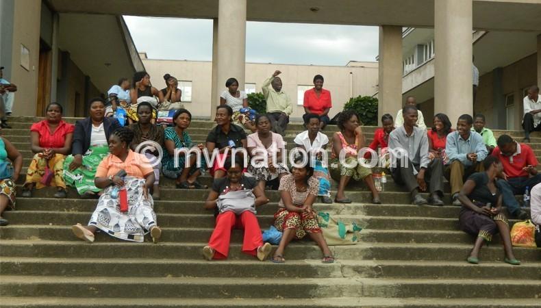 Judiciary strike1 | The Nation Online