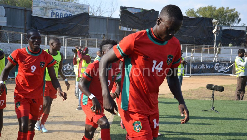 Won't be part of the squad: Mzava