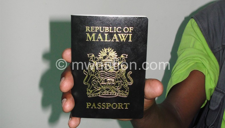 Malawi passport | The Nation Online