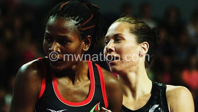 Malawi Queens during a previous encounter