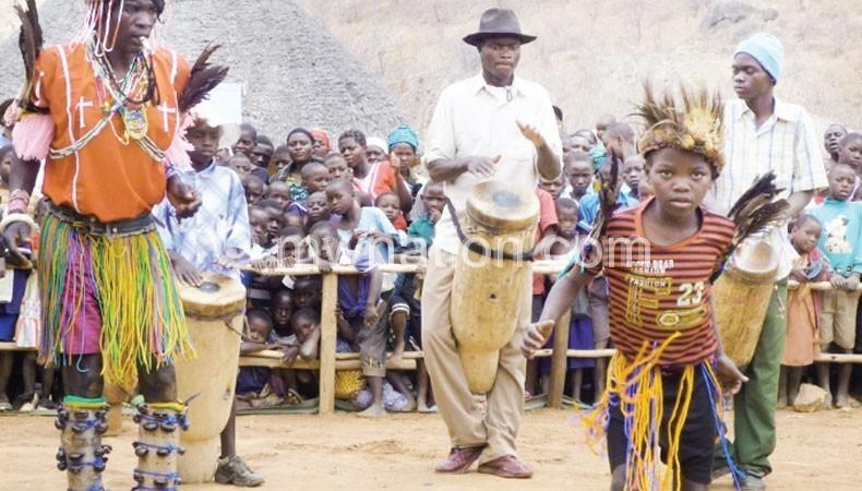 For Ng'anga Jawo Vimbuza Dancing Group, vimbuza is just more than a spiritual dance