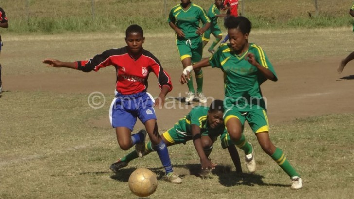 Chawinga, Thom top CR Under– 20 Women FAM Cup
