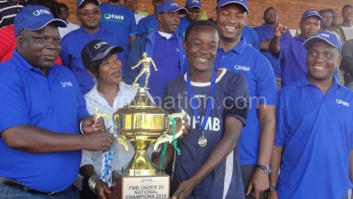 FMB doubles U-20 football sponsorship