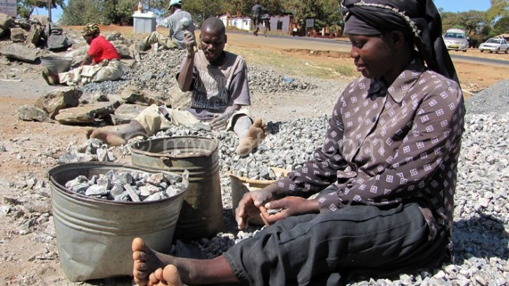 Maximising potential of artisanal and small-scale miners