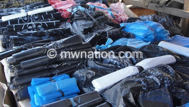 Thin plastics are said to be hazardous to health