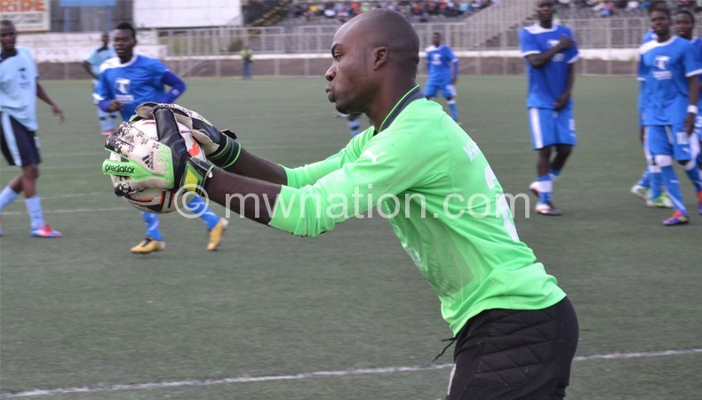 Chipuwa in action