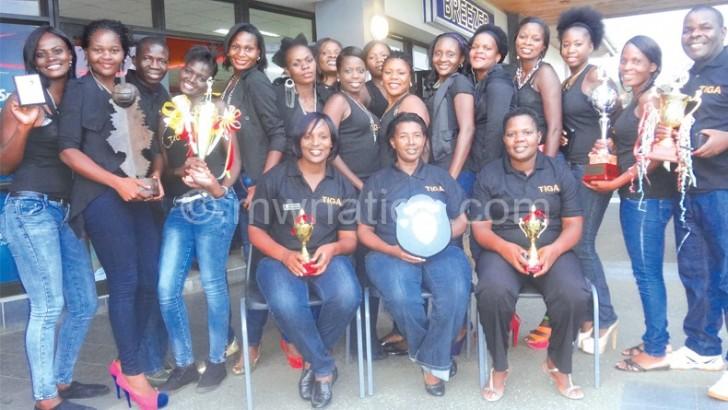 Tigresses organise fundraising dinner