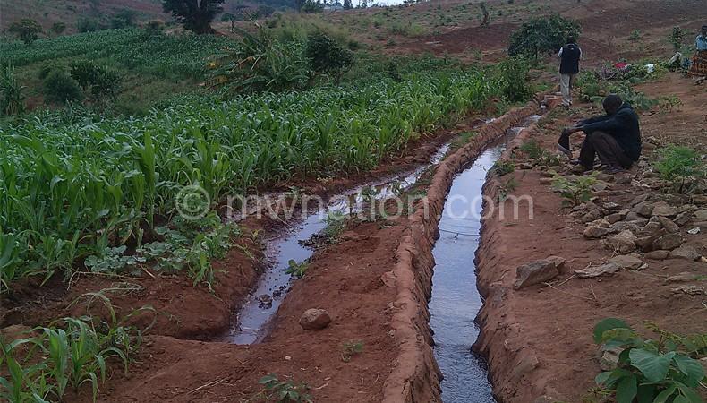 Irrigation_ntchisi