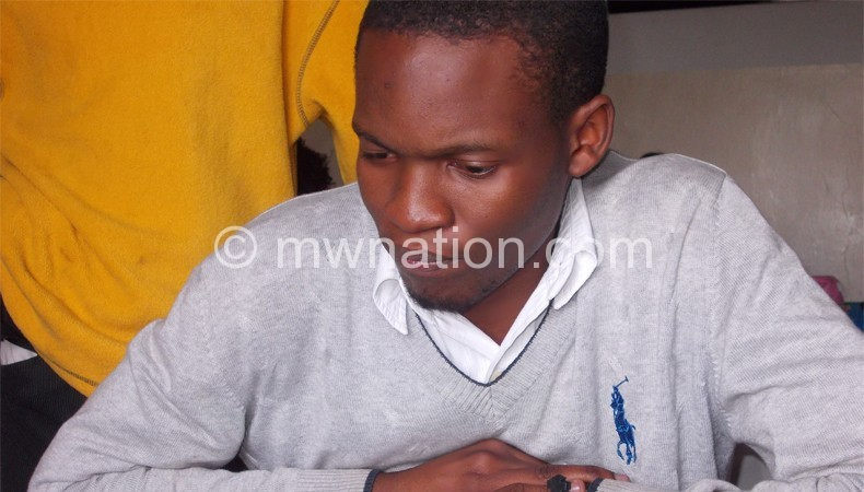 Nyambalo:  This is  our only chance