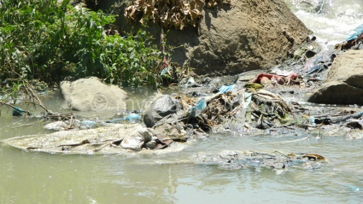Curbing pollution in Blantyre rivers