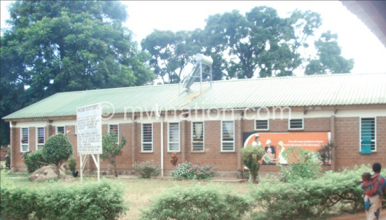 The hospital benefitted from Bullets and TNM donation