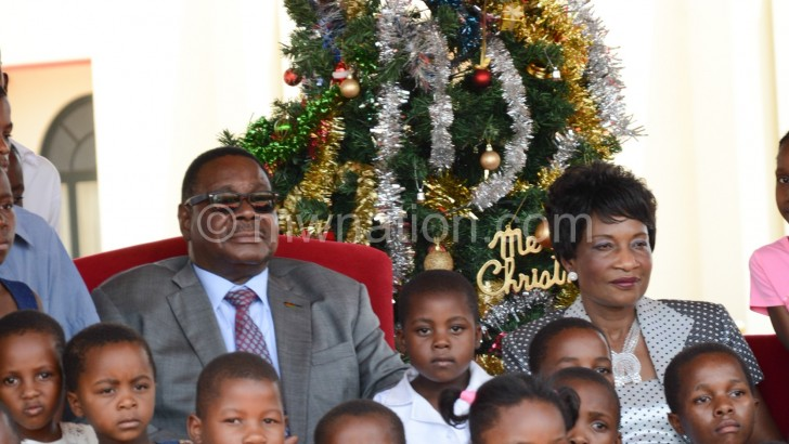 Leaders wish Malawians a Merry Christmas