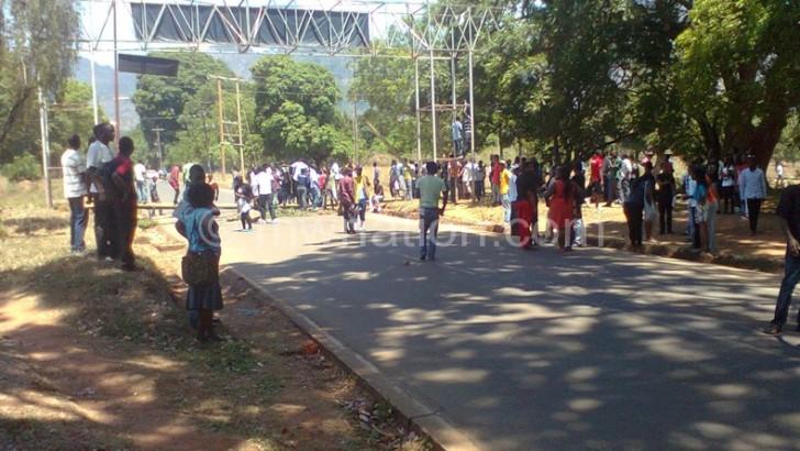 Police stop Chanco demos