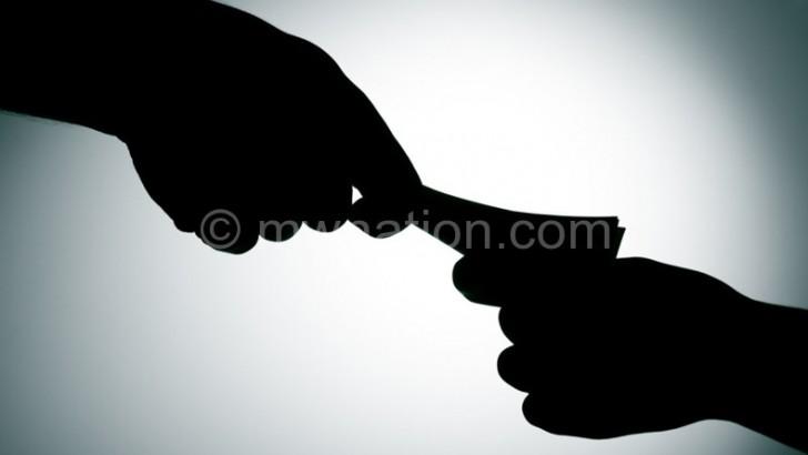 Corruption worsens—-survey