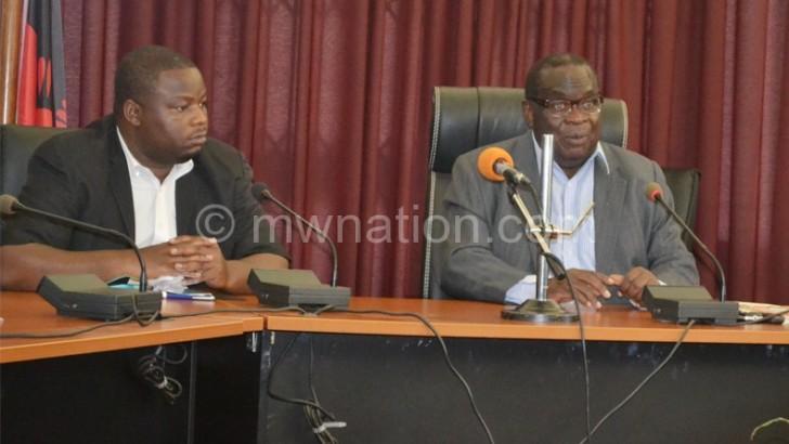 Nankhumwa cautions Goodall on SMS tax