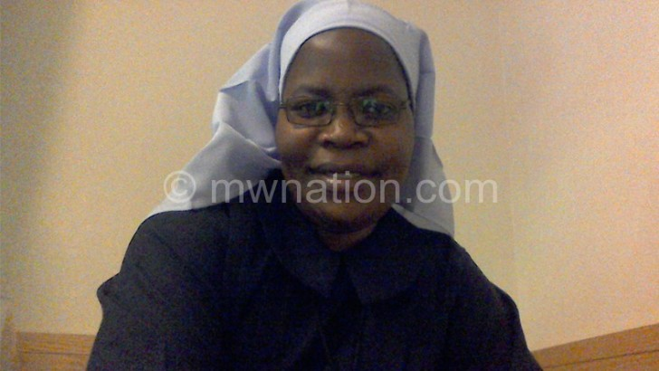 Nun to head international assembly