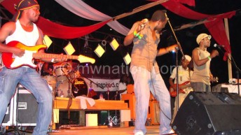 Sound and Light concert in Salima