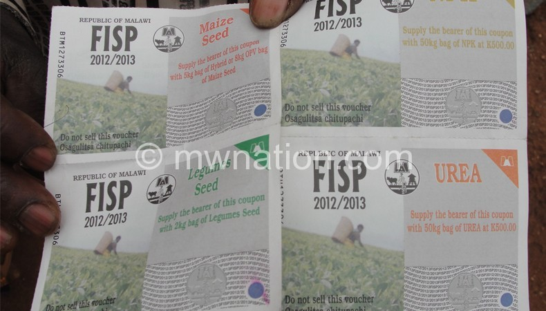 Poised for an exit: The paper Fisp voucher
