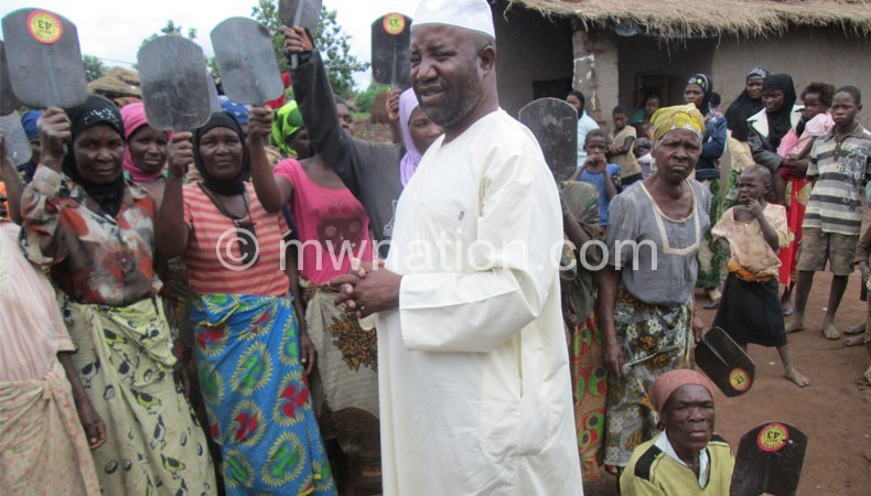 Idrissah: We support farmers