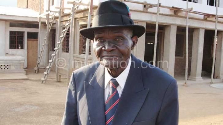 MCP veteran Bazaar Nyirenda dies at 90