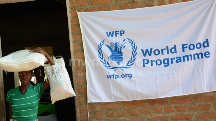 WFP relieves Chikwawa flood victims