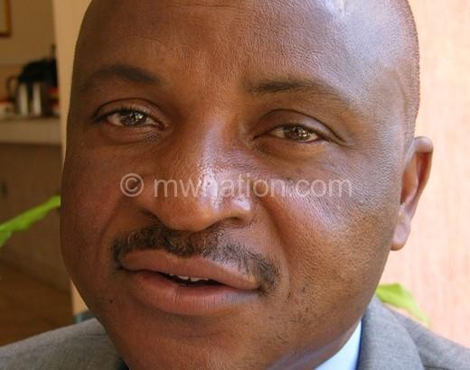 Mkandawire dismisses DPP move