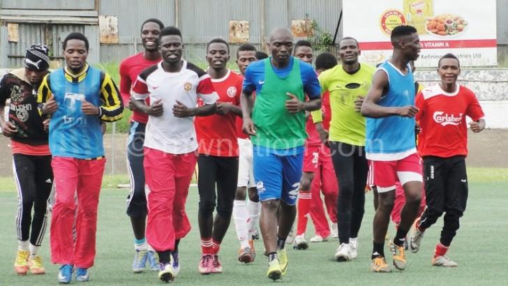 BB players demand outstanding allowances before second leg