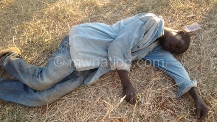 Nkalabongo kills quite quick
