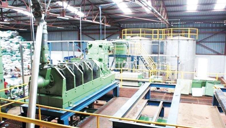 jatropha-factory